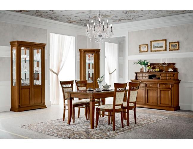 Витрина 71CI13 Palazzo Ducale Ciliegio/ Prama