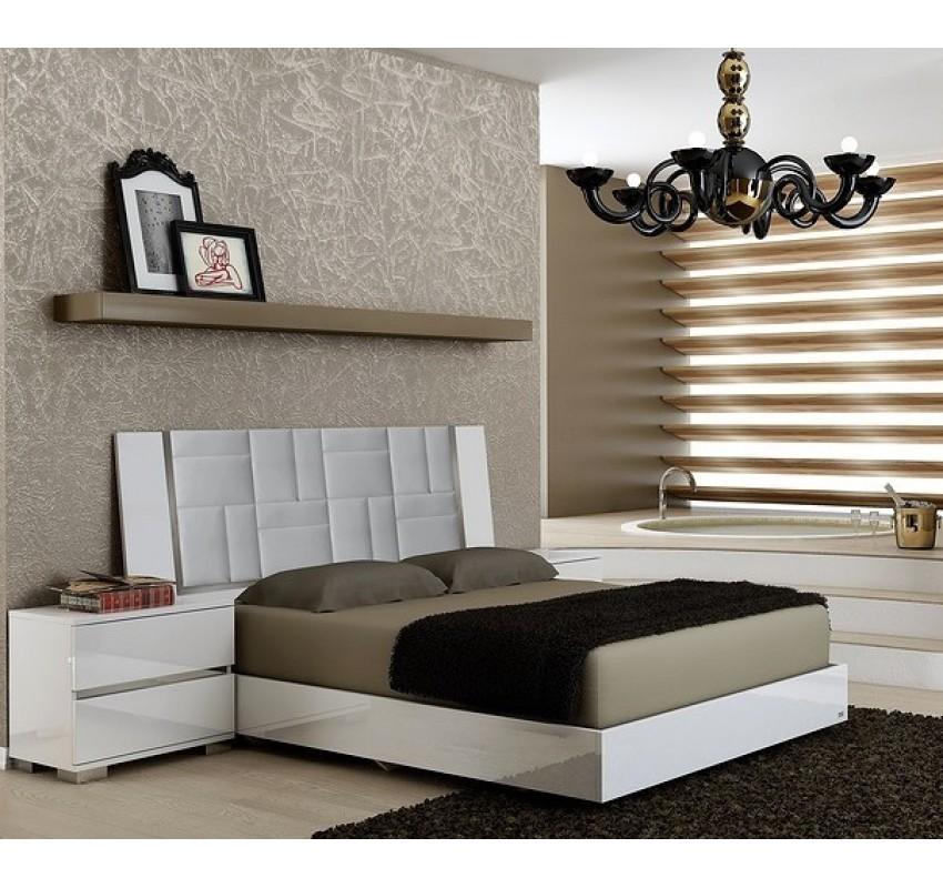 Кровать Dream White Geo/ Status