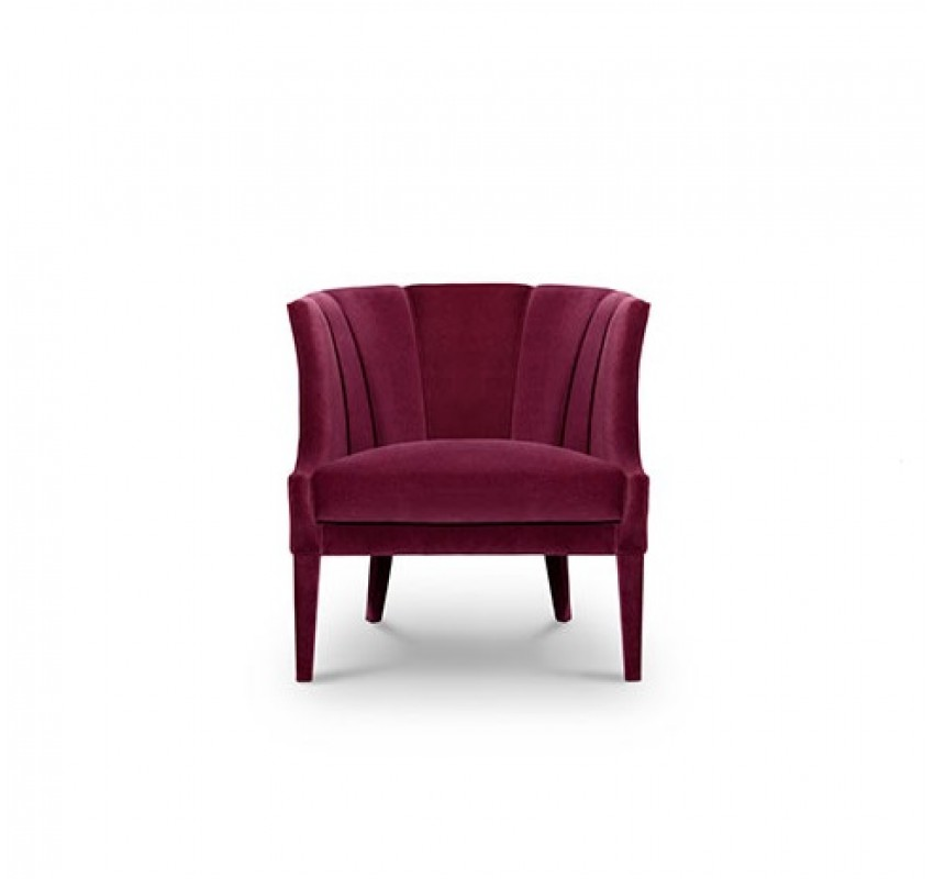 Кресло Begonia/ Brabbu