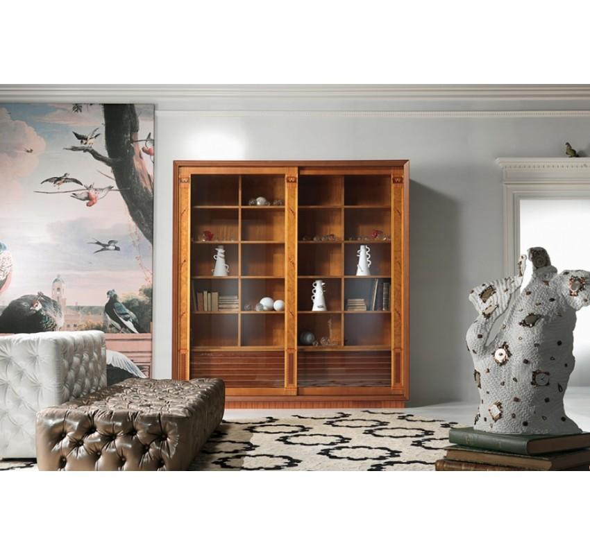 Библиотека Le Cornici VL25/ CARPANELLI