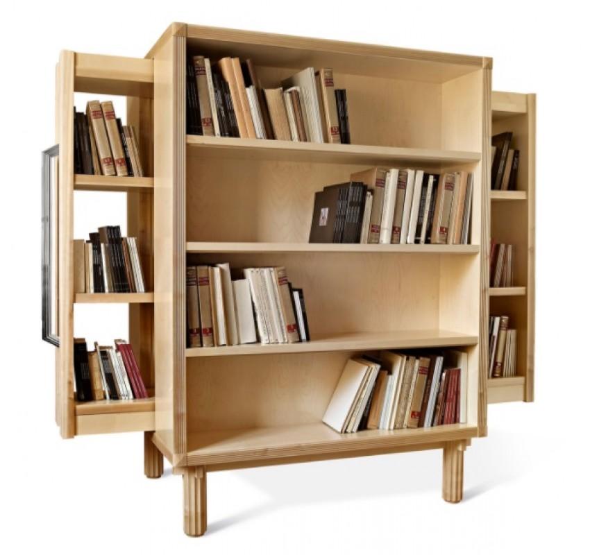 Библиотека Clelia/ Mario Salvadori