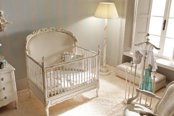 Итальянская мебель для новорожденных