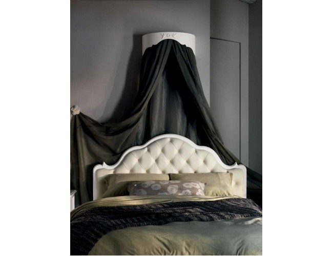Спальня 1 AIX Bianco/ Brunello1974