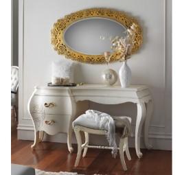 Туалетный столик 233R Bianco