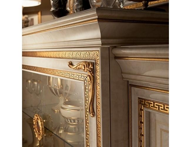 Витрина Leonardo 4 двери/ Arredo Classic