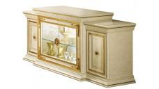 Изображение 'Буфет Leonardo 4 двери/2-стекло/ Arredo Classic'