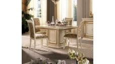 Изображение 'Стол Leonardo квадратный/ Arredo Classic'