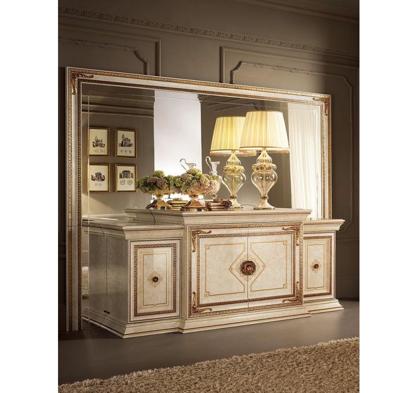 Зеркало приставное с вырезом Leonardo / Arredo Classic