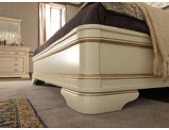 Кровать 71BO35LT Palazzo Ducale laccato/ Prama