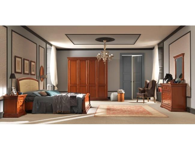 Шкаф 71CI04AR Palazzo Ducale ciliegio/Prama