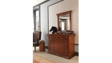 Изображение 'Зеркало 71CI03SA Palazzo Ducale ciliegio/ Prama'