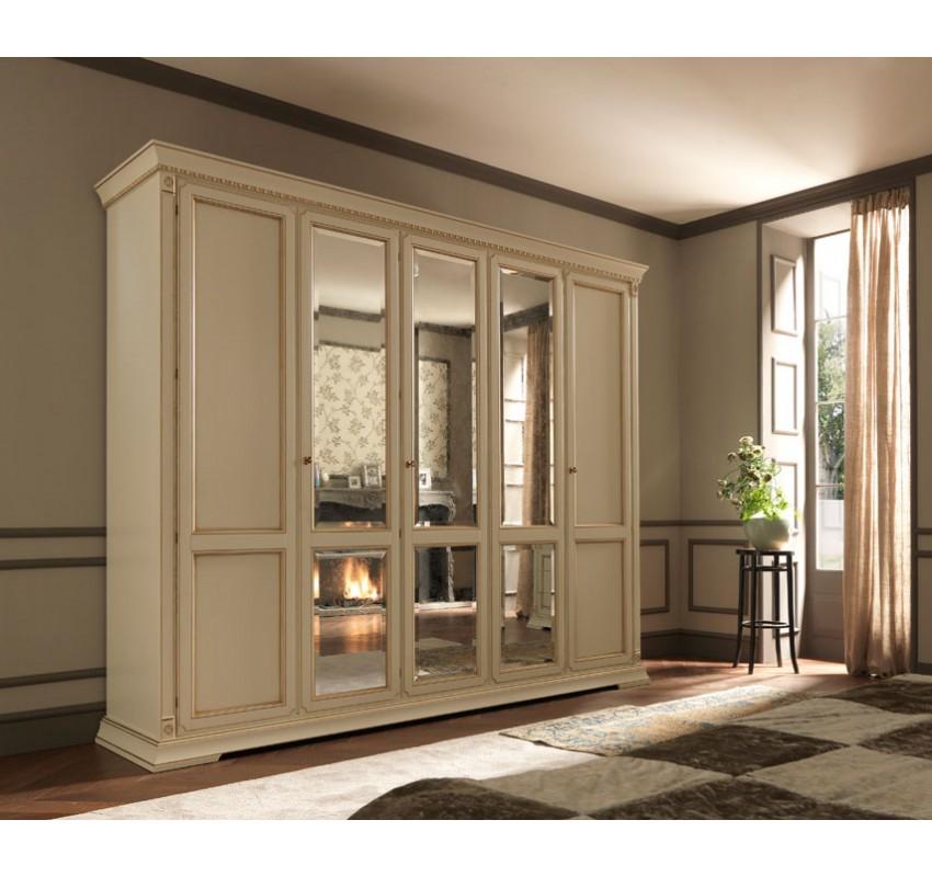 Шкаф 71BO05AR Palazzo Ducale Laccato/ Prama