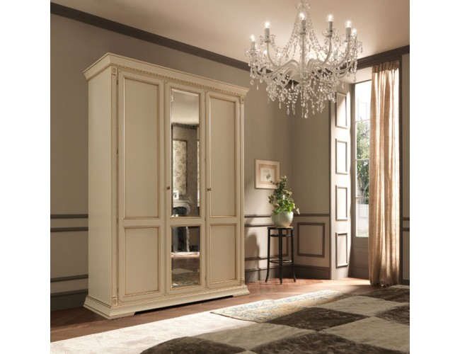 Шкаф 71BO03AR Palazzo Ducale Laccato/ Prama