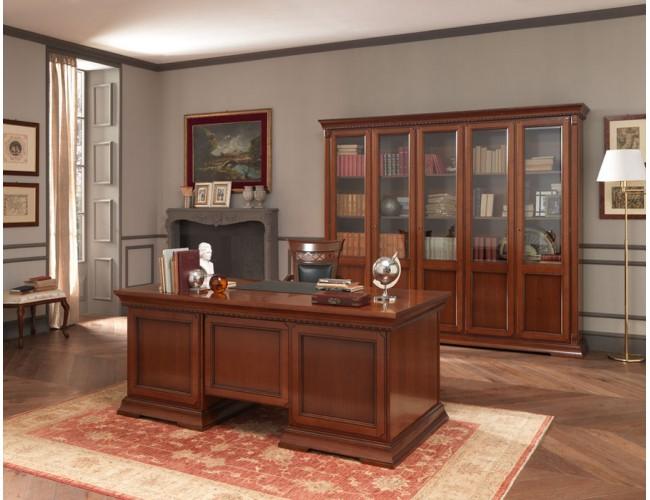 Библиотека 71CI05LB Palazzo Ducale Ciliegio/ Prama