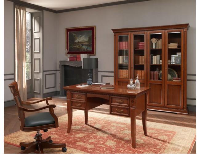 Библиотека 71CI04LB Palazzo Ducale Ciliegio/ Prama