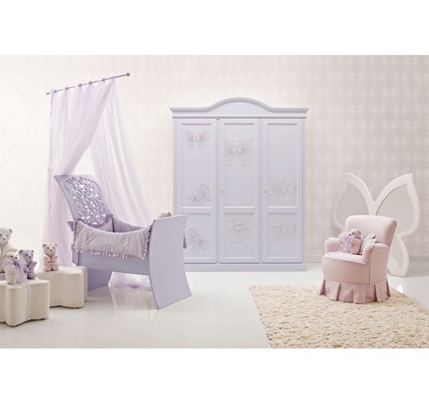 Комната для новорожденного Bebè / Halley композиция 8 HB