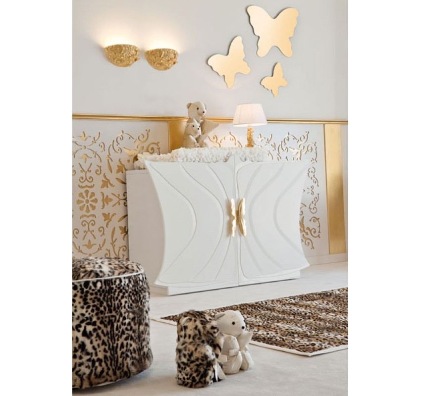 Комната для новорожденного Luxury Bebè / Halley композиция 11 LB
