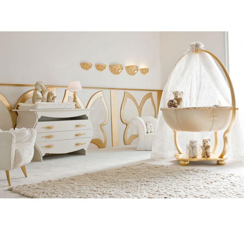 Комната для новорожденного Luxury Bebè / Halley композиция 1 LB