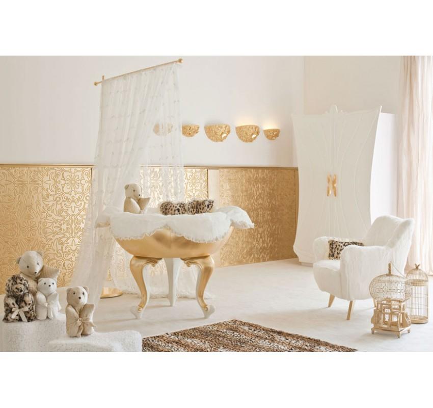 Комната для новорожденного Luxury Bebè / Halley композиция 2 LB