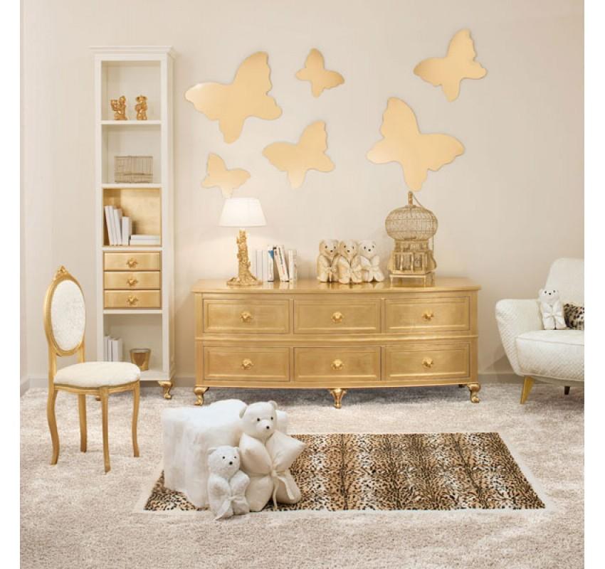 Комната для новорожденного Luxury Bebè / Halley композиция 4 LB