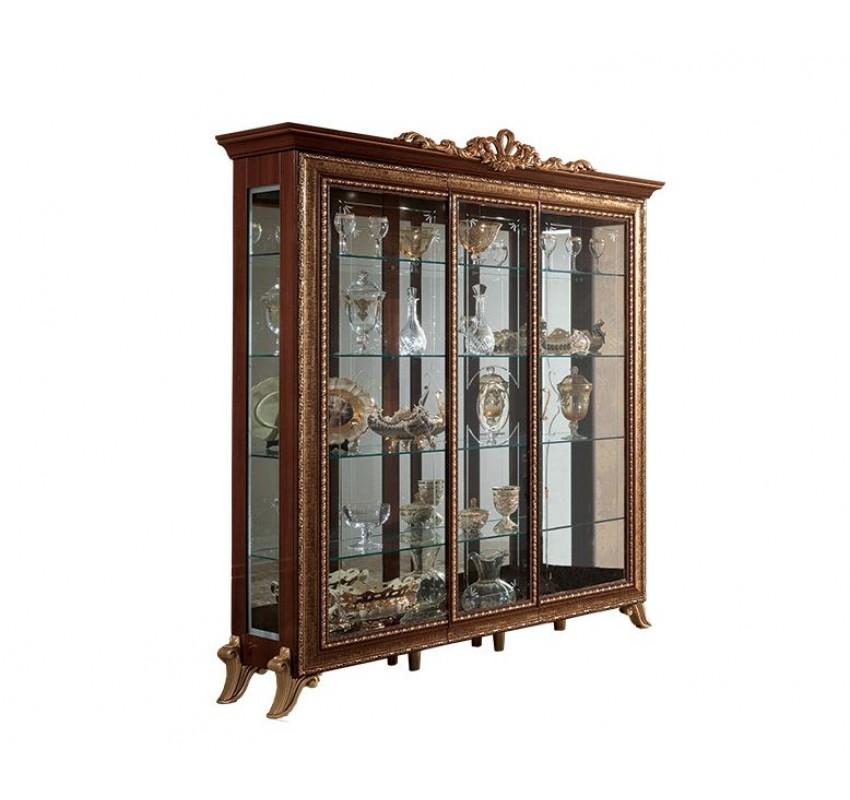Витрина 3 двери Giotto / Arredo Classic
