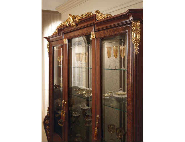 Витрина 3 двери Donatello/ Arredo Classic