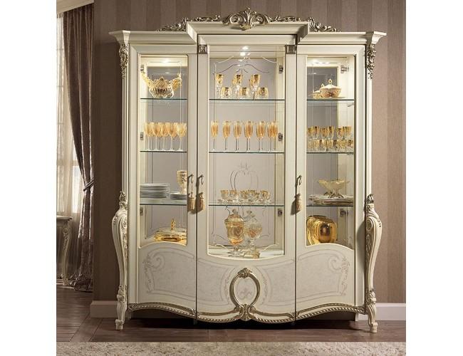 Витрина 3 двери Tiziano/ Arredo Classic