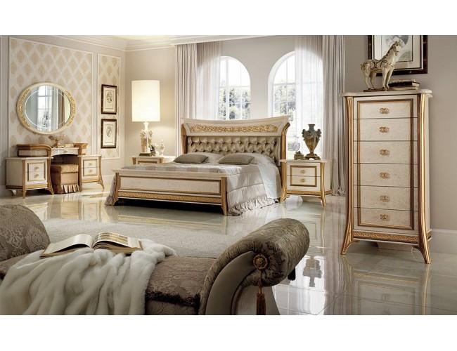 Кровать 180/ткань Melodia/ Arredo Classic