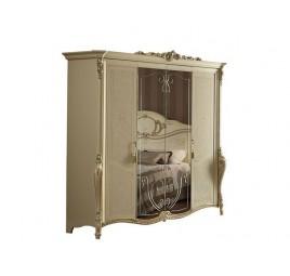 Шкаф Tiziano 4 двери/ Arredo Classic