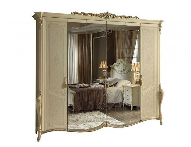 Шкаф Tiziano 6 дверей/ Arredo Classic