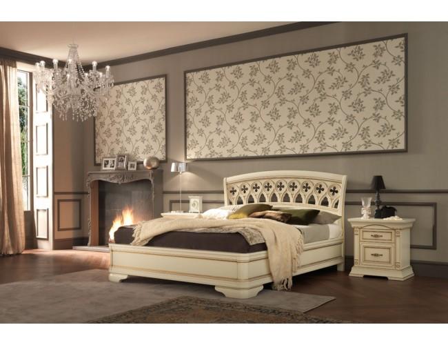 Кровать 71BO04LT Palazzo Ducale laccato/ Prama