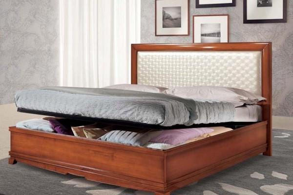 Итальянские кровати с подъёмным механизмом