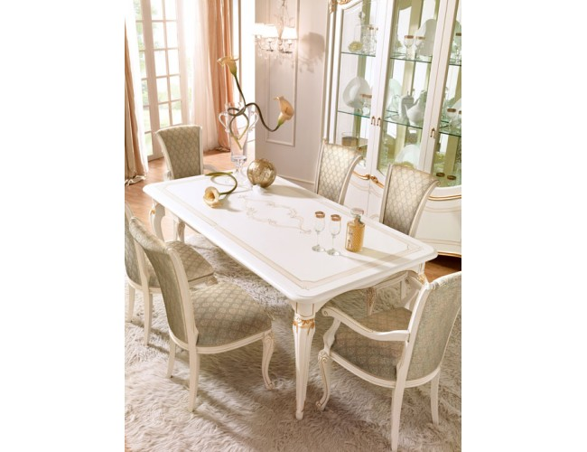 Стол 1622 La Fenice Laccato/ Casa +39