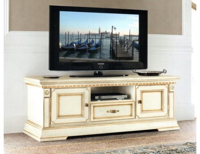 Комод под ТВ 71ВО02 Palazzo Ducale Laccato/ Prama
