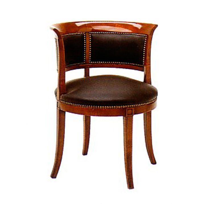 стулья кожа Италия
